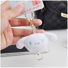 Monkey 2018 New Stretch Plush Keychain Toys Mini My Melody Cat Dog Doll Birthday Gift Toy for Chi
