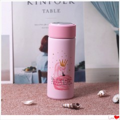 Flamingos Insulation Water Bottle Stainless Steel Vacuum Flasks Thermal Coffee Kettle Portable Of