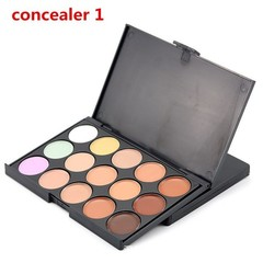 Natural Professional Concealer Palette 15 Colors Makeup Foundation Facial Face Cream Palettes Cos