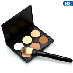 Colors Highlight Contour Palette Light To Medium 3D Contouring Makeup Corrector Concealer Cream K