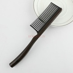 Static Household Portable Plastic Combs Curly Hair Long Cute Big Tooth Massage Small Comb Female