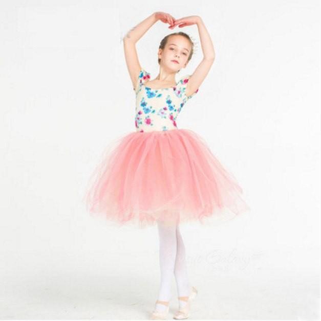 360ccc4778 Blue Ballet Dress For Girls Rhinestone Velvet Professional Ballet ...