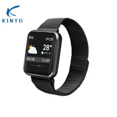 smart wristband steel silica optional smart band heart rate smart activity tracker intelligent cl