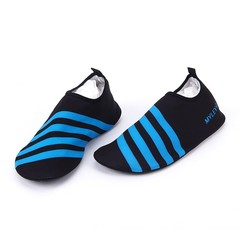 Water Sports Shoes Diving Fine Slip on Men Women Surf Aqua Beach Anti-slip Bottom Water Sport Swi