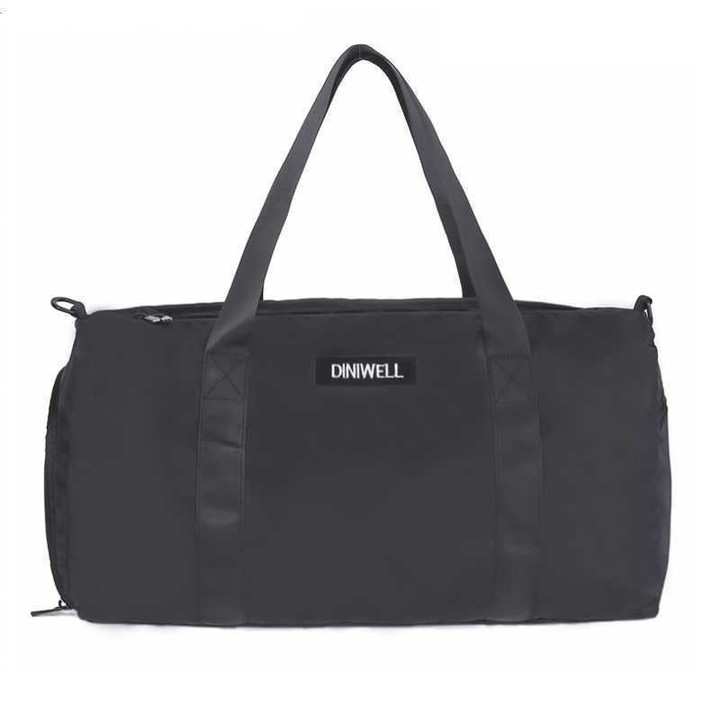 e788d709838f Mat Bag Fitness Gym Bags Tas Dry Wet Handbags For Women Men Shoes Travel  Sports Training