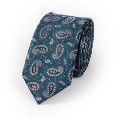 Narrow Gravata  Plaid Bandanna Flower Neck Ties for Men Tie  Slim Wedding Neckties Mens Necktie C