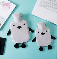 cloth set water injection rubber hot water bottle cartoon explosion-proof warm palace warm baby