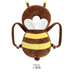 Cartoon Plush Toy Baby Head Protection Pad Toddler Headrest Pillow Baby Neck Cute Wings Nursing D