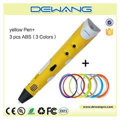 3D Pen Scribble 1.75mm ABS Filament 3D Printer Pen 3D Printing Pen for School Gadget 3D Pencil Cr