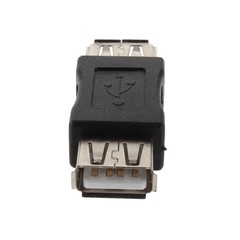 2.0 Type A Female to A Female Coupler Adapter Connector F/F Converter
