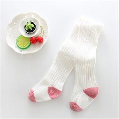 New Newborn Warm Soft Cotton Baby Girl Tights Infant Solid Leg Warmers Pantyhose Baby Stockings