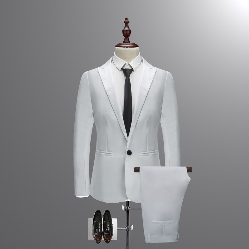 572f9f5a8e8 new plus size 3xl mens suits wedding groom good quality casual men dress  suits (jacket+pant)  Product No  10012072. Item specifics  Seller  SKU ygiQMwkKBN4 ...