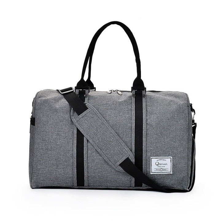 1a2a232cd095 Gym Bags Canvas For Training Bag 2018 Tas Fitness Travel Sport Outdoor  Sports Women Gymtas Campin