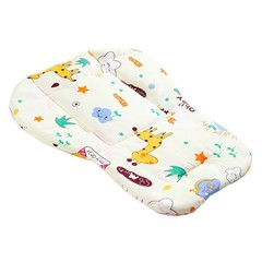 Cartoon Baby Stroller Pushchair Seat Cushion Cotton Mat Cartoon Printed Soft Thick Pad