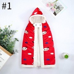Baby Cotton Backpack Cape Cover Infant Out Warm Windproof Cloak Cover Baby Carrier Cover Newborn