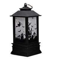 decorative lights castle / witch / skeleton / pumpkin led lights high realistic atmosphere decora