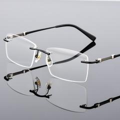 Glasses Frame Rimlee Spectacles Lentes Hombre Gafas De Grau Masculino Clear Lens Optics