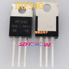 100%  new  original   10PCS   IRF540NPBF  IRF540N  100V  33A   TO-220