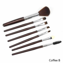 Wood Makeup Brush Set Cosmetic Tools Beauty professional kit de pinceis de maquiagen pinceaux maq