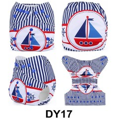 Most Popular Reusable Digital Position Prints Cloth Diapers Waterproof Breathable Baby Pocket Nap