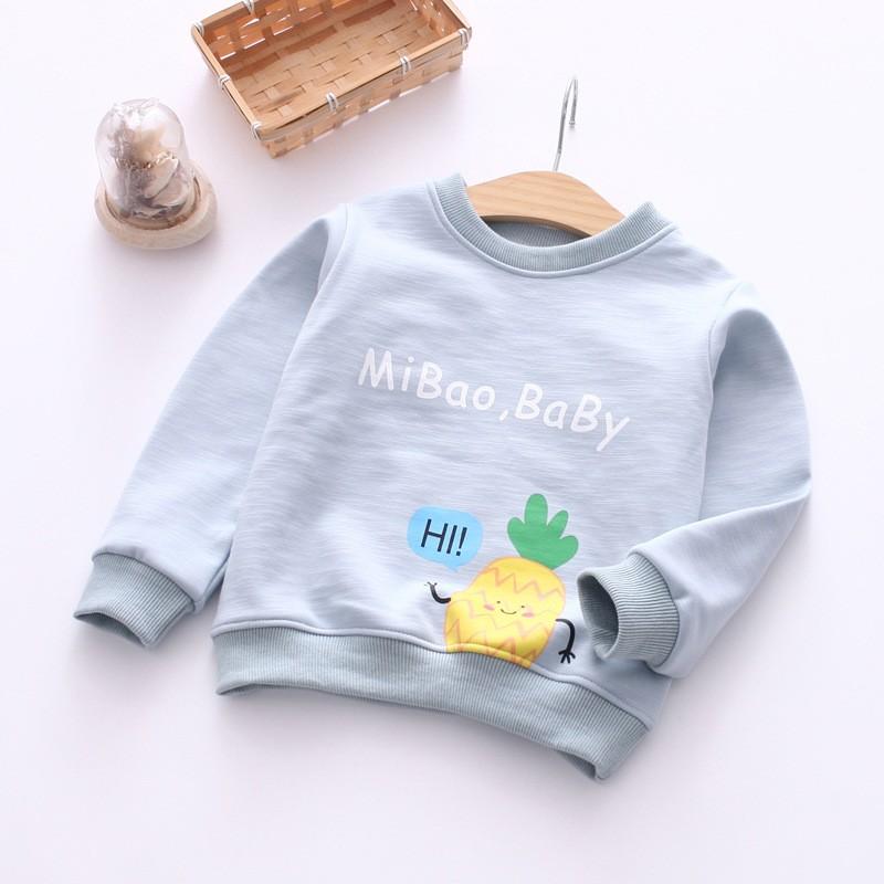 c76dd5be2d2 Item specifics  Seller SKU MIljnHMOtSJ  Brand  2018 new baby girls  sweatershirt Spring autumn cartoon t shirt for kids children cotton ...