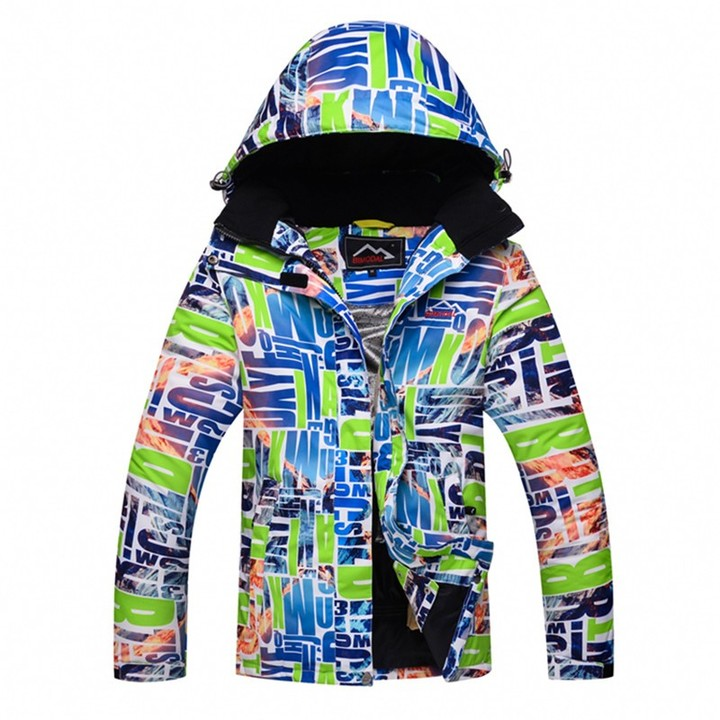 18fb6442a ski jacket windbreaker Waterproof warm winter jackets Ski Sport  Snowboarding Suits Outdoor sports