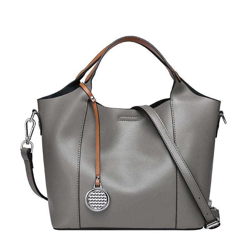 724c0ce96dc1 Handbags Women Bags Designer Genuine Leather Bag Set Female Soft ...