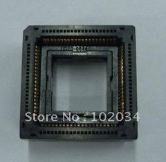 NEW IC120-0844-303 PLCC84 IC Test Socket Connector  / Programmer Adapter / Burn-in Socket Connect