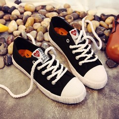 shoes 2018 new lace-up sewing sneakers women canvas shoes spring summer white ladies shoes woman