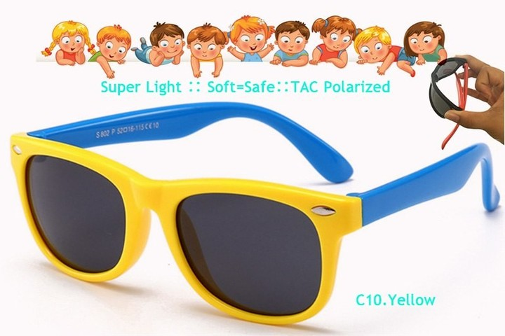 0f0f360560f Kids Sunglasses Girls Glasses Frame Children Sunglasses Baby for Child  Summer 2018 Polarized UV40