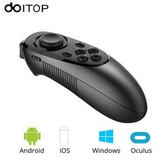 Wireless Gamepad VR Controller IOS Android Phones Joystick Remote Control for Mobilephone VR Box