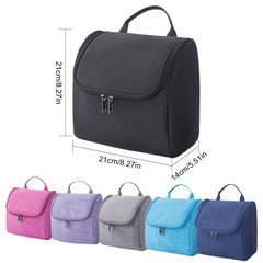 Travel Toiletry Kit for Men Women Portable Makeup Pouch Cosmetic Bags Beauty Bag Organizer Carry