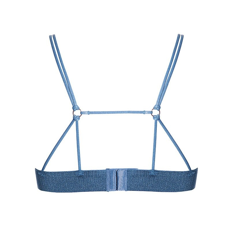 27388e2fda44 Sexy Triangle Cup Bra Set Without Steel Ring Thin Cup Ladies Bralette Bra  Backless Women: Product No: 10254865. Item specifics: Seller  SKU:pIpTaqRZO3U ...