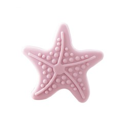 Protect Baby Safety Starfish Shape with Luminous Mute Crash Pad Safety Card Door Lock Baby Child