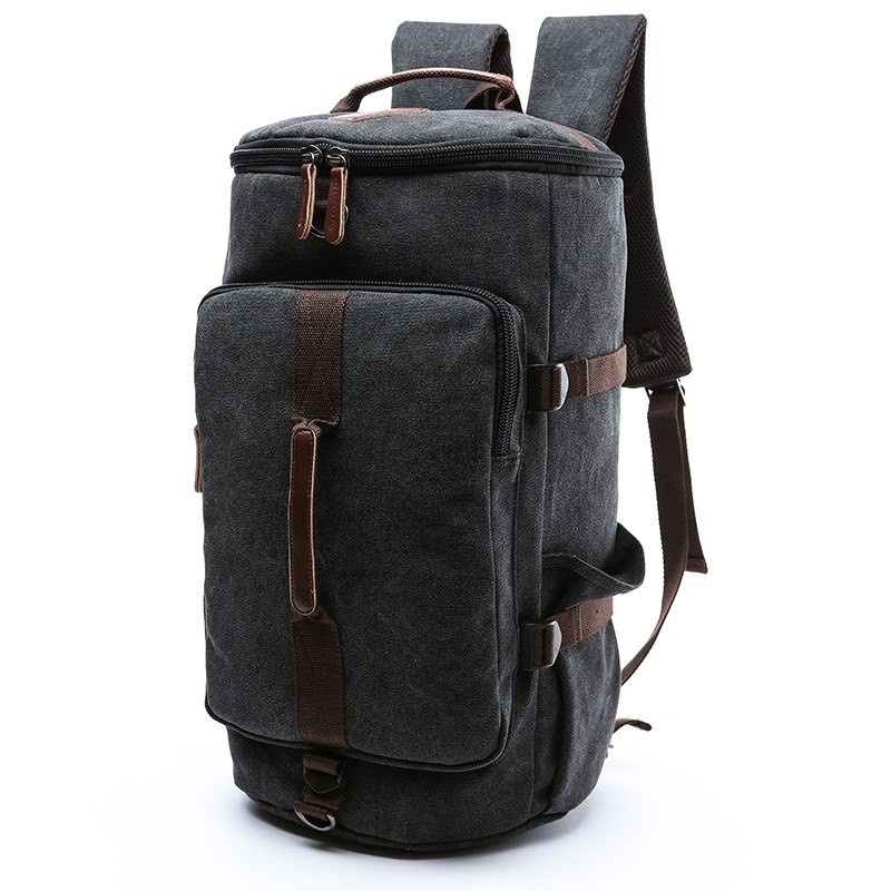 280966f66419 ... Multifunction Canvas big bag backpack travel duffle bag 2018 cabin Luggage  men travel ba  Product No  10421188. Item specifics  Seller SKU gLfycFAX2NU  ...