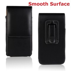Belt Clip PU Leather Waist Holder Flip Pouch Case for Senseit W289/T189/T300/E510