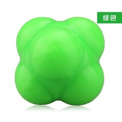 hexagonal reaction ball sensitive ball tennis ball badminton reaction speed agility training GYM