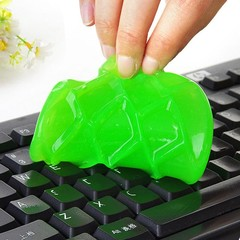 Keyboard Gel Cleaner Dust Germ Clean Cyber Desk Computer Laptop Phone Car 623 dropship