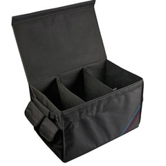 Foldable Trunk Storage Organizer Bag Box For BMW M sport Mercedes Benz Land Rover Audi Car Parts
