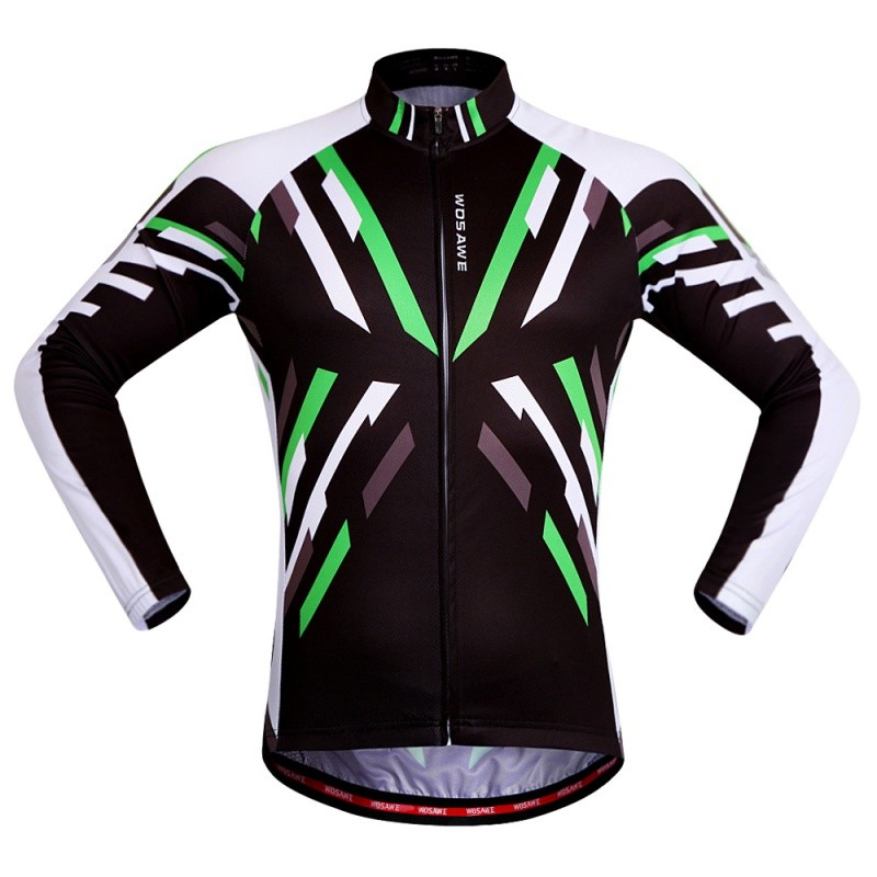 3e9376b09 Clothes Cycling Jersey Outdoor Bicycle Cycle Clothing Quick Dry Riding Long  Sleeve Tops 3 Colors  Product No  10621776. Item specifics  Seller ...