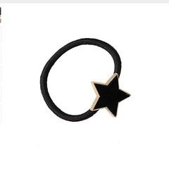 Women Tiara Satin Bow Tie Scrunch Hair Band Ribbon Scrunchie Ponytail Holder Rope Rings Hair Acce