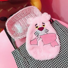 Yellow Duck Hot Water Bag Cover Pvc Water Filling Hot Water Bottlesv Girl Students Portable Plush