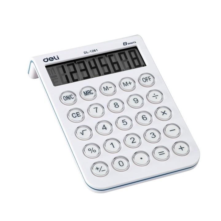 Piece Deli Portable Ultrathin Calculator Model 1261