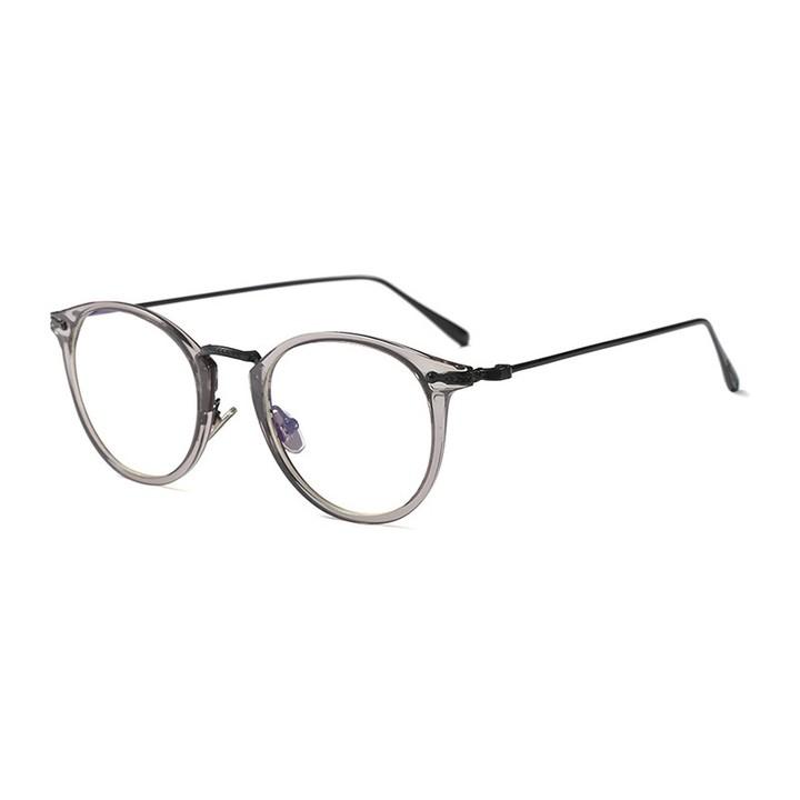 Trendy Optical Glasses Frame Clear Lens Glasses Women Transparent Eyeglasses Female Ultralight Re
