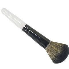 Women Cosmetic Makeup Brush Professional Makeup Blending Brush Blush Powder Brush Wooden Handle H