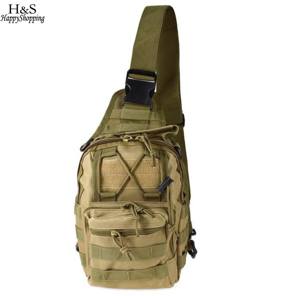 b4083107e41f Camping Hiking Sports Outdoor Camping Bag 600D Travel Trekking Military  Tactical Shoulder Bag Bac