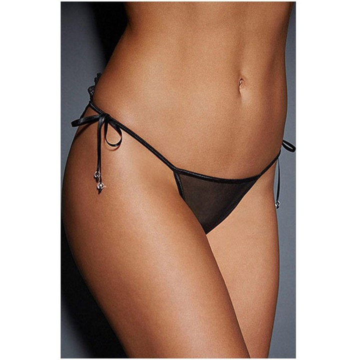 costume Sexy Women Lace Panties Hollow Lace Bandage Brief Bikini Knickers Lingerie Thongs G-strin