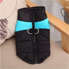 Autumn Dog Clothes Waterproof Vest Jacket for Chihuahua Puppy Clothing Warm Pet Coat for Small Me