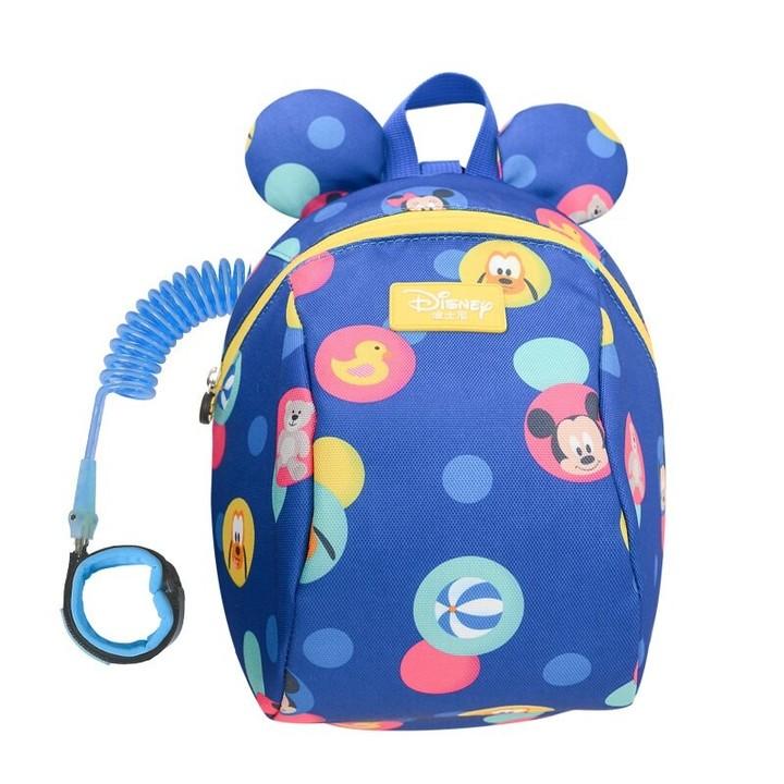 Toddler Anti Lost Backpack Cartoon Antilost Link Children Schoolbag Walking Strap Leashes baby wa
