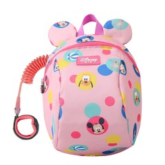 Toddler Anti Lost Backpack Cartoon Antilost Link Children Schoolbag Walking Strap Leashes baby wa